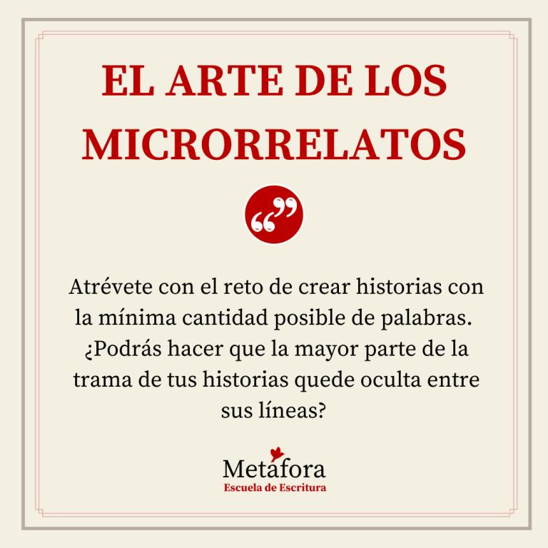 TALLER DE MICRORRELATOS